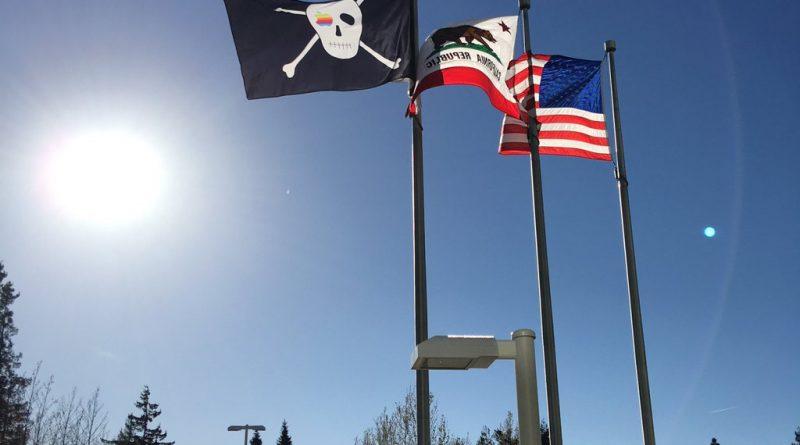 É melhor ser um pirata do que se juntar à marinha